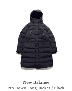Pro Down Long Jacket