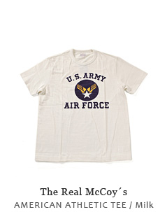 AMERICAN ATHLETIC TEE / ARMY AIR FORCE