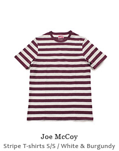 Stripe T-shirts S/S