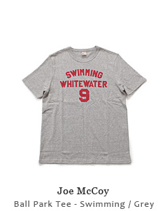 Ball Park Tee / Swimming