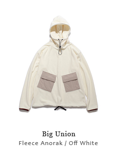 Fleece Anorak