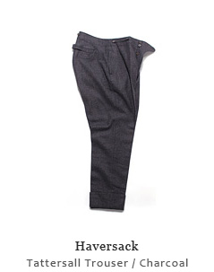 Tattersall Trouser