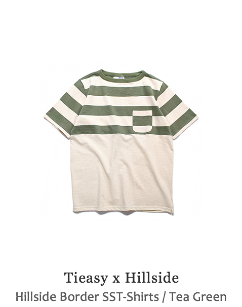 Hillside Border SST-Shirts