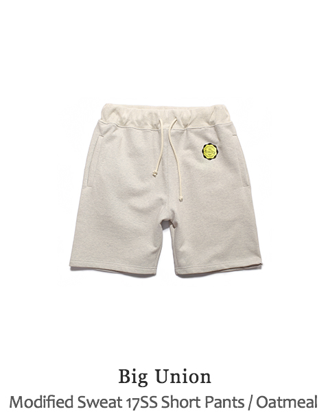 Modified Sweat 17SS Short Pants