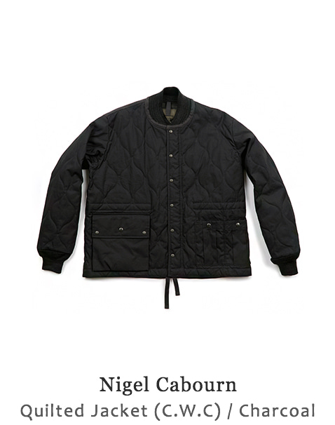 Quilted Jacket (C.W.C)