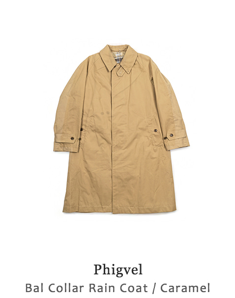 Bal Collar Rain Coat