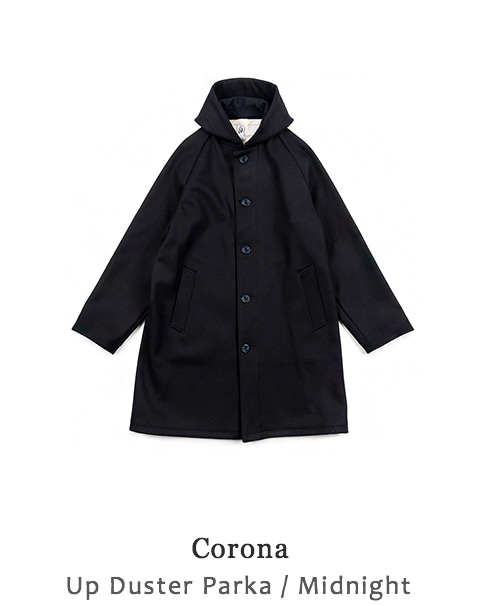 Up Duster Parka